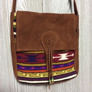 Handbags - Cool Leather and Wool purse